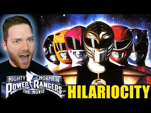 Mighty Morphin Power Rangers: The Movie - Hilariocity Review