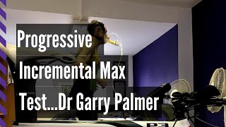 What is the Progressive Incremental Max Test?