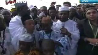 Concluding Jalsa Salana UK 2009! African Brothers Love With Their Khalifa