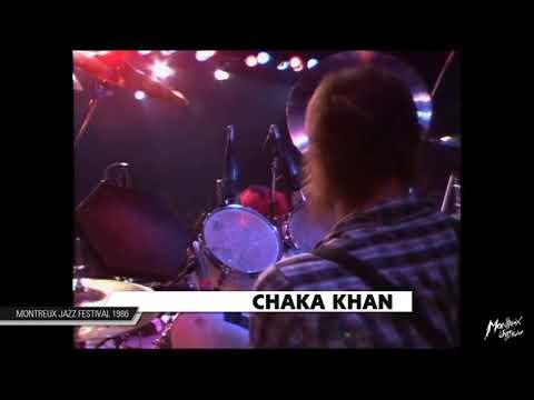 Chaka Khan LIVE 1986