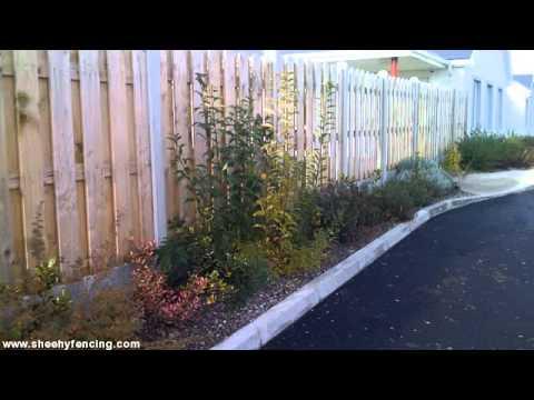 SheehyFencing.com - Fencing Dublin - 087 2741627