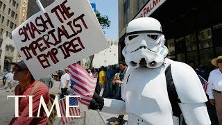 George Lucas Wrote 'Star Wars' As A Liberal Warning And Then Conservatives Struck Back   TIME