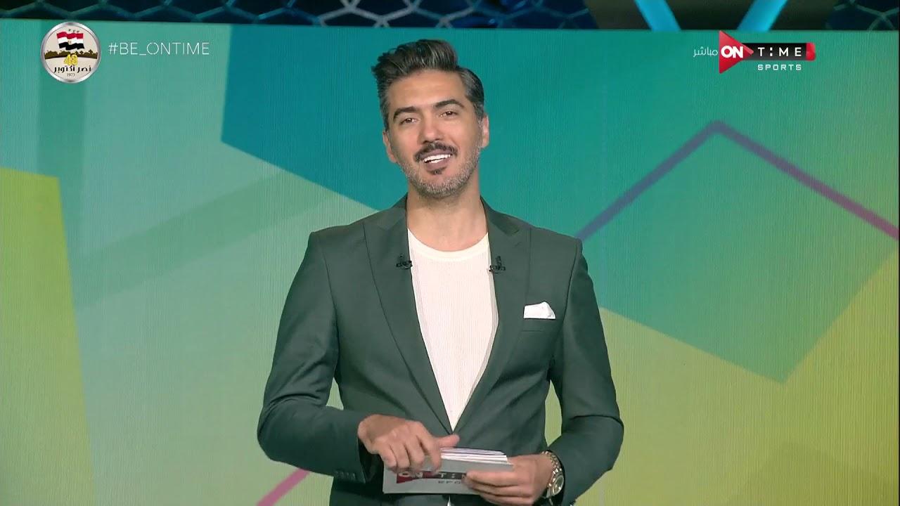 BE ONTime - حلقة الخميس 21/10/2021 مع محمد غانم - الحلقة الكاملة