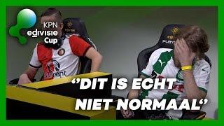 NICK DEN HAMER WORDT HELEMAAL GEK! l KPN EDIVISIE CUP FINALE | SAMENVATTING