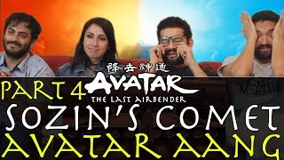 Avatar: The Last Airbender - 3x21 Sozin's Comet Pt 4, Avatar Aang  - Group Reaction