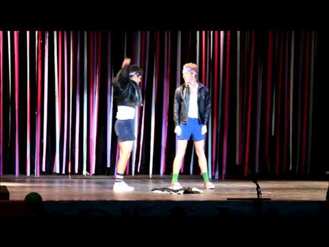 Hilarious Talent Show Dance!
