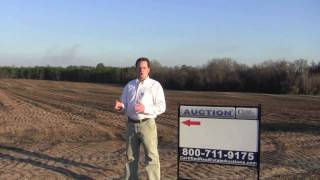 Dirt Cheap Land for Sale Turner Co Georgia Auction