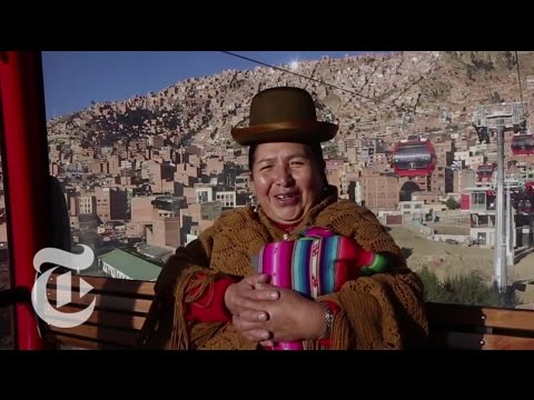 Bolivia's Subway in the Sky | The New York Times