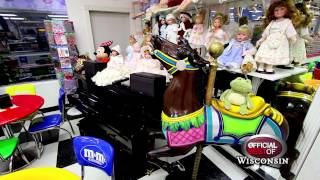 Gambar cover Goody Goody Gum Drop Candy Kitchen - Best Candy Store - Wisconsin 2012