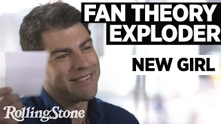 'New Girl' Fan Theory Exploder with Max Greenfield | Rolling Stone