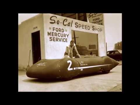 Great Cars: BONNEVILLE SALT FLATS
