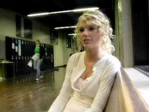TAYLOR SWIFT - MAKING OF