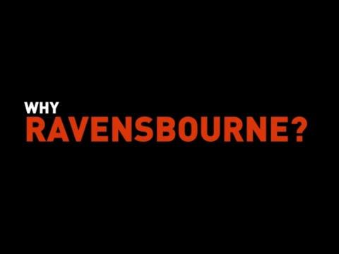 Why choose Ravensbourne?