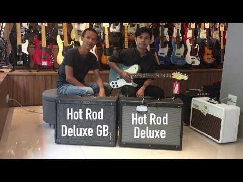Fender George Benson Hot Rod Deluxe III & Fender Hot Rod Deluxe III