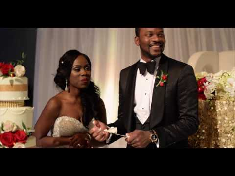 Beautiful Nigerian wedding: Adewale + Adeola