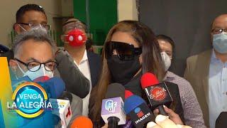 Stephanie Valenzuela habló por primera vez con los medios del caso Eleazar Gómez. | Venga La Alegría