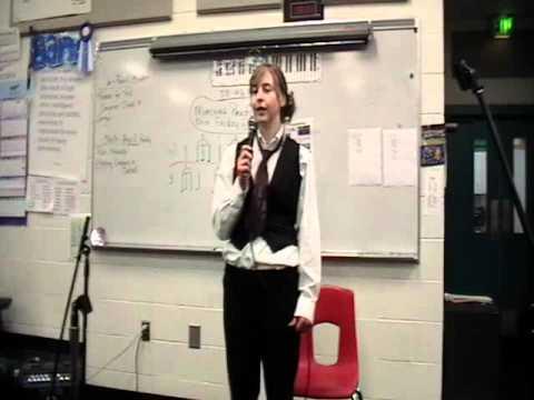 Tonasket High School Choir CBPA's 2012