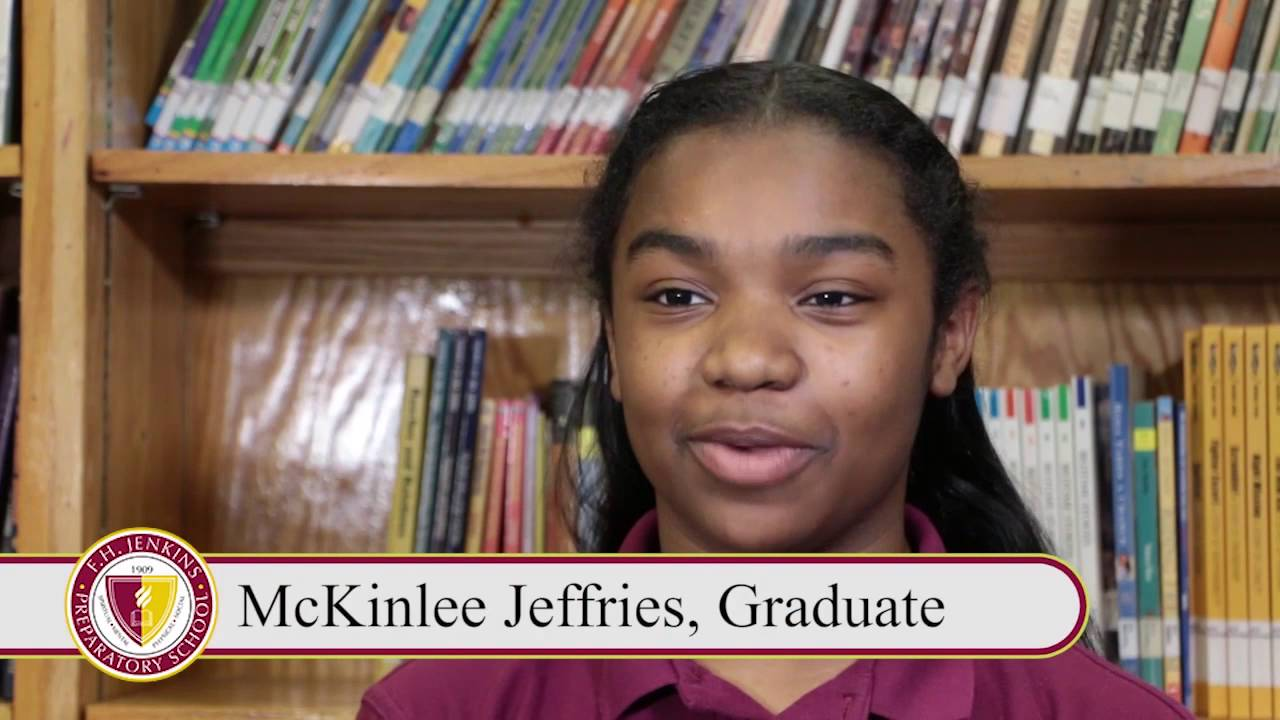 F  H  Jenkins Preparatory School 8th Grade Tribute Video