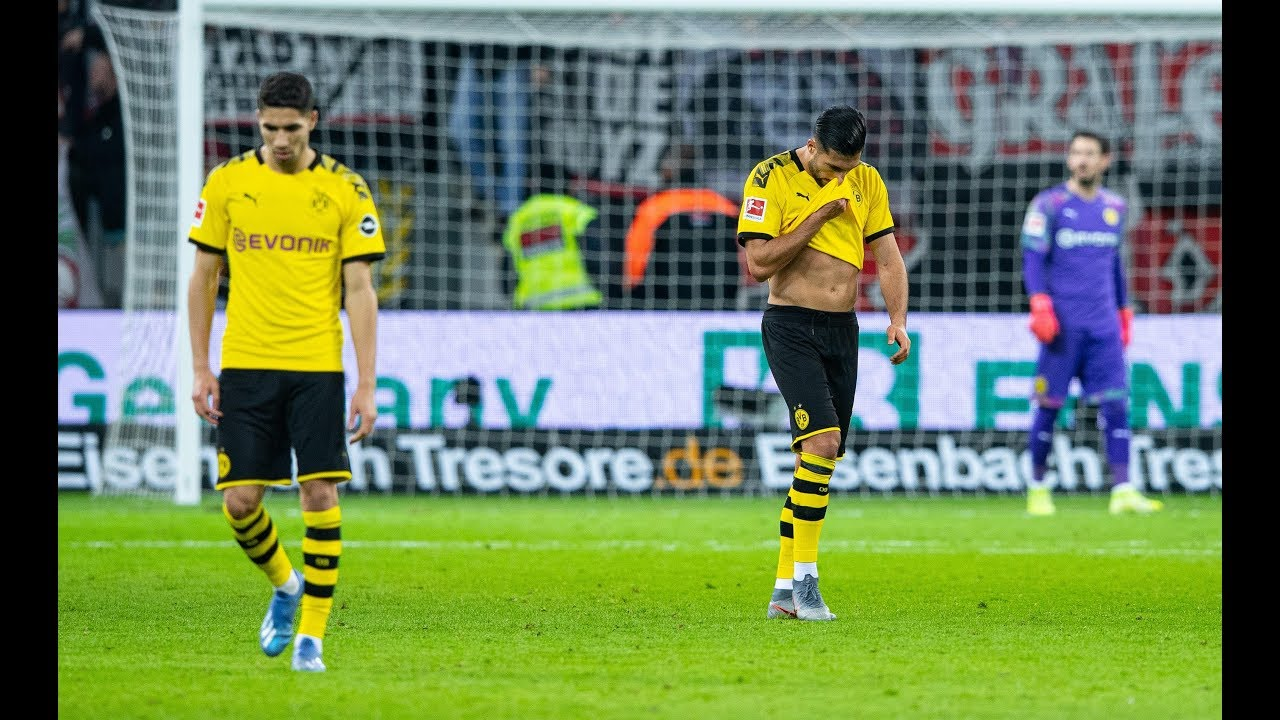 RN-Analyse: Desolate BVB-Defensive in Leverkusen