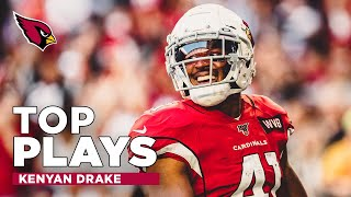 Kenyan Drake's Top Plays from 2019 | Arizona Cardinals Highlights