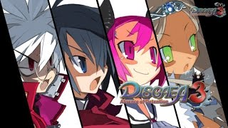 Disgaea 3: Absence of Detention PlayStation TV Gameplay