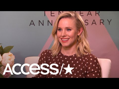 Kristen Bell Reveals Her Struggle With Depression: 'I Sometimes Don't Want To Get Out Of Bed'
