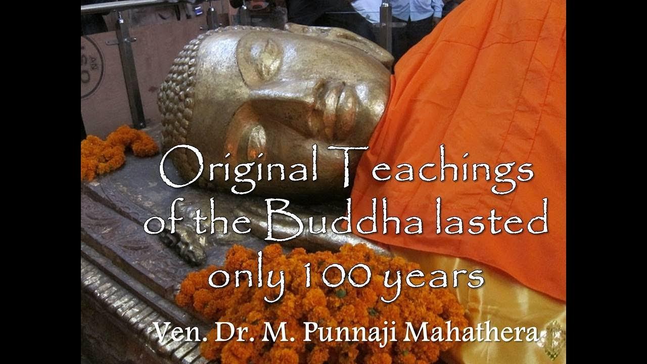 Bhante punnaji meditation