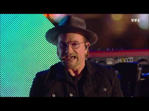 U2 Feat. Kygo - You're The Best Thing About Me (Remix) - NRJ Music Awards Live HD 04-11-2017