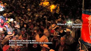 El Gran Combo de Puerto Rico en Ipiales