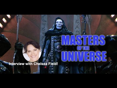 Masters of the Universe 1987 movie  Chelsea Field