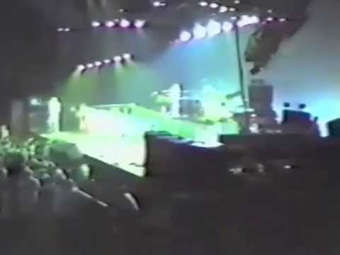 Robert Plant Live  Burning Down One Side + Phil On Drums