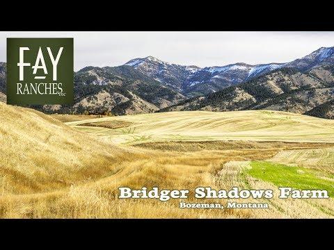 SOLD | Montana Farm For Sale | Bridger Shadows Farm | Bozeman, MT