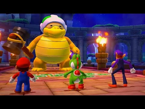 Mario Party 10 - All Bosses