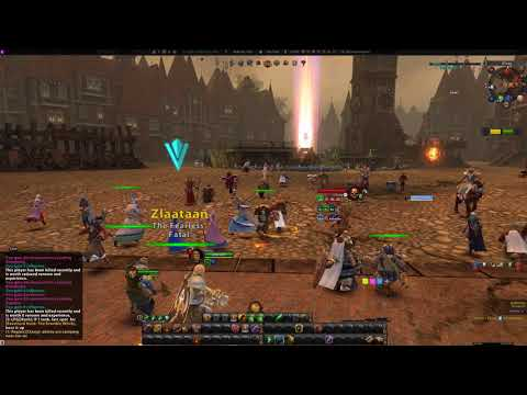 Warhammer Online  Age of Reckoning T4 ORVR and they said the game was dead