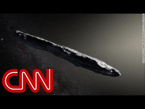 Oumuamua asteroid unlike any object ever seen before