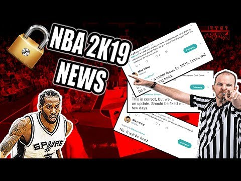NBA 2K19 NEWS - DEFENSE TOP PRIORITY, LOOSE BALL TIMEOUTS AND MORE | BITTER SWEET NEWS