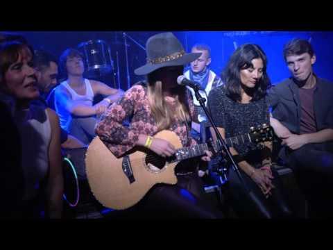 Sfeerimpressie Lizzy V & band, Bitterzoet Amsterdam