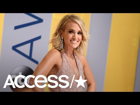 Carrie Underwood Shares First Photo Of Her Uncovered Face Since Getting 40+ Stitches | Access