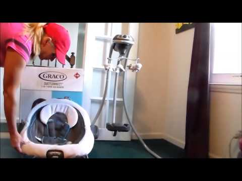 Graco DuetConnect Swing and Bouncer, Bristol review