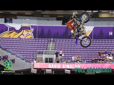 REPLAY: Monster Energy Moto X Best Trick | X Games Minneapolis 2019