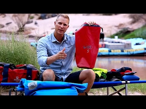 How to Pack for your Grand Canyon Rafting Trip