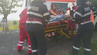 Accident Grav Botosani Dorohoi 2016