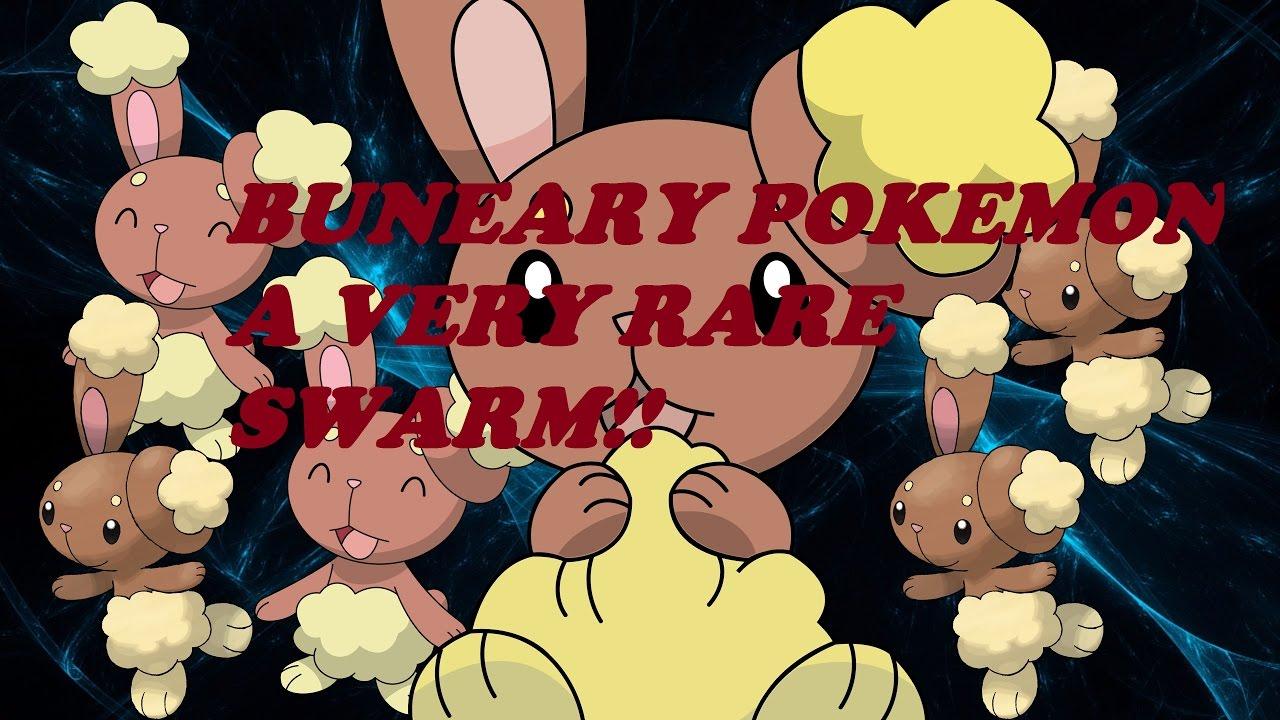 Buneary Rare Swarnrobloxproject Pokemon Youtube
