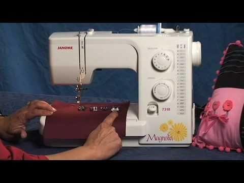 Janome Magnolia 7318 Beginner Sewing Machine