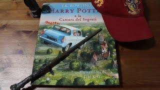 Harry Potter Camera Segreti Illustrato : Harry potter u cil prigioniero di azkabanu d ecco le anteprime dell