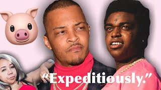 """Kodak Black Calls T.I Wife Tiny Ms. Piggy In New Diss Track """"EXPEDITIOUSLY"""""""