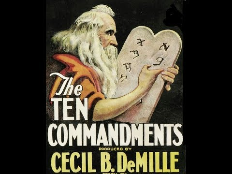 The Ten Commandments- Full Movie HD