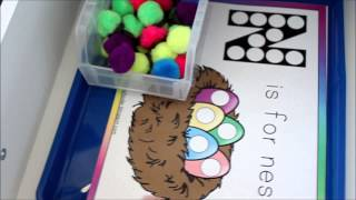 What's in the Workbox: Preschool Thumbnail