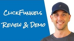 Clickfunnels Review & Demo - Get A Tour Inside Clickfunnels Before Signing Up & Get Started Fast!