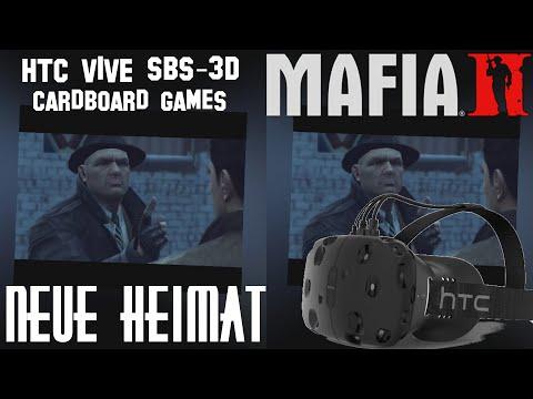 Die neue Heimat | Mafia 2 - HTC Vive - Vorpx [02] | Cardboard Games SBS VR | TAIBU